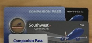 companion pass southwest