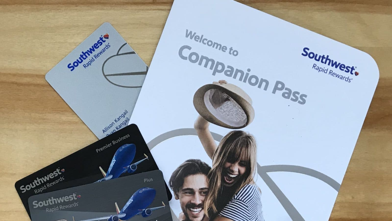 how to get southwest companion pass