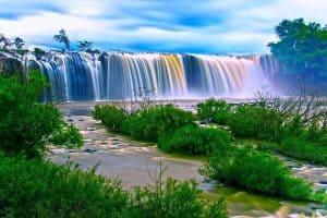 vietnam waterfall