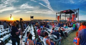 willamette valley country festival