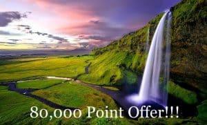 80,000 Chase Ultimate Rewards Ink Preferred
