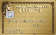 AMEX Business Gold Rewards Credit Card