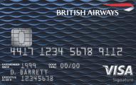 Chase British Airways Visa Signature