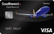 Chase Southwest Premier Credit Card
