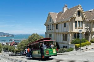 bucket list cable car sf