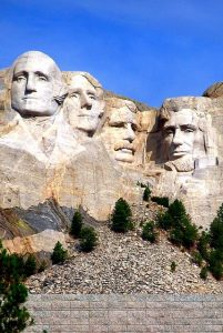 bucket list mt rushmore