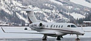 bucket list private jet