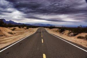 bucket list road trip across USA