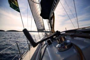 bucket list sailing