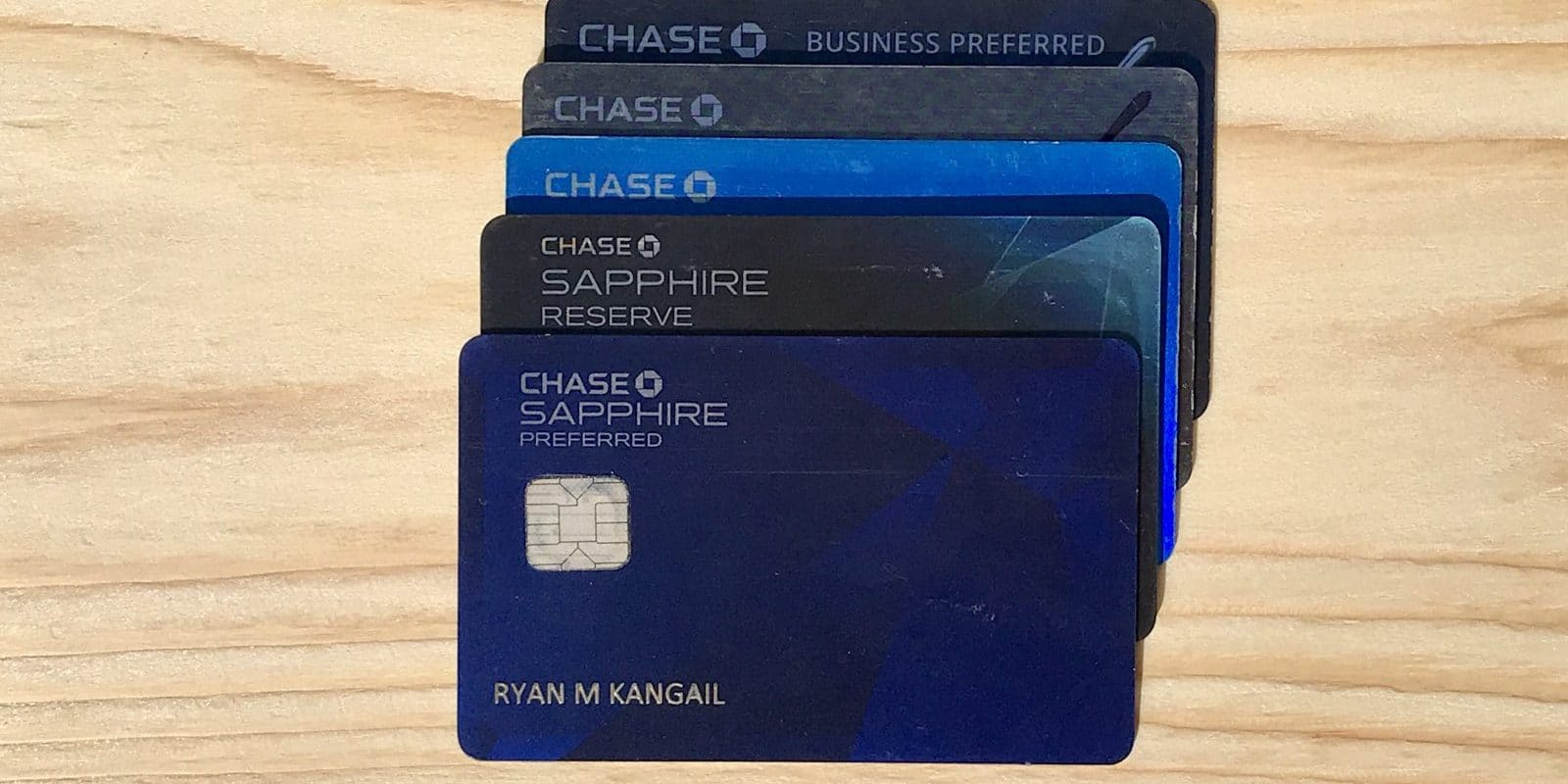 Chase credit cards to pair with chase sapphire preferred