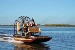 air boat swamp tour
