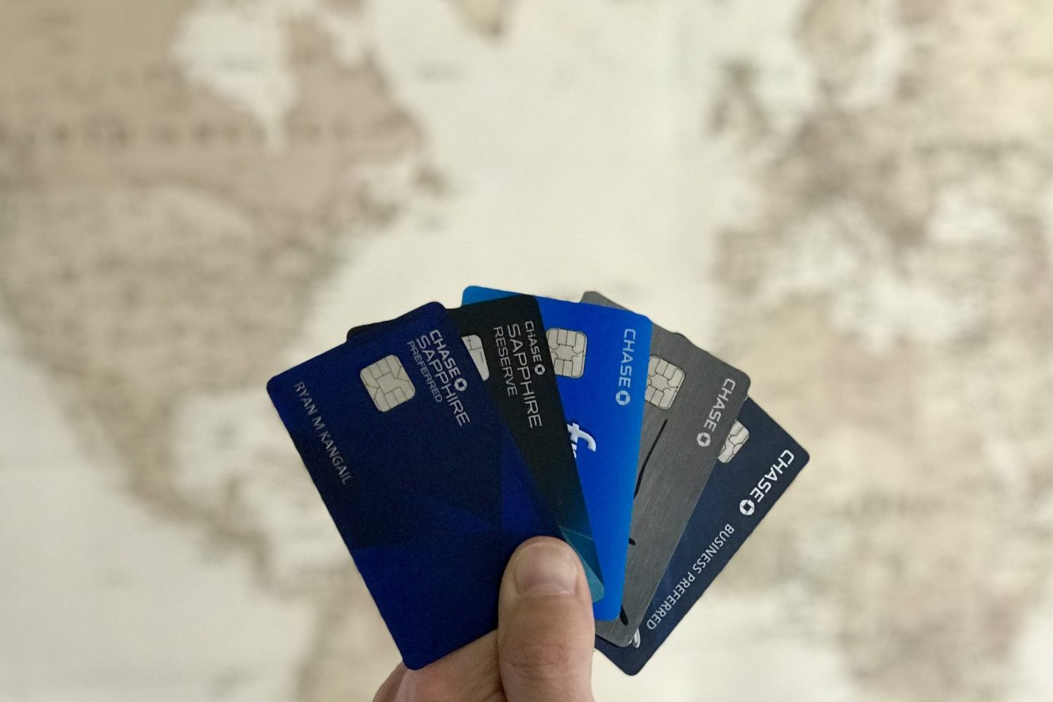 Chase Travel Credit Cards