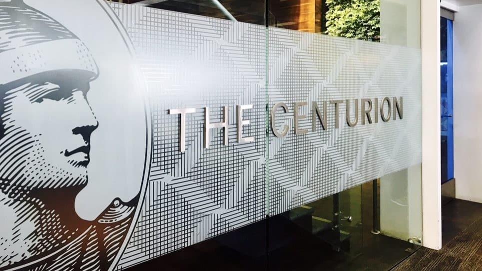 Centurion lounge jfk