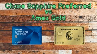 chase sapphire preferred vs amex gold