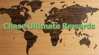 chase ultimate rewards