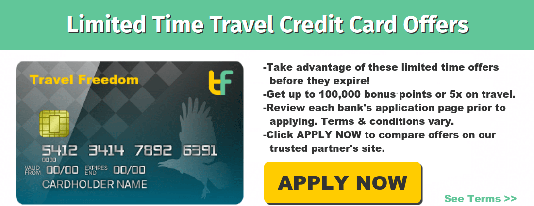 Travel Credit Card Offers