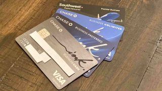 chase business credit cards