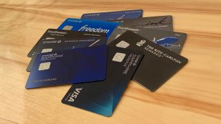 chase credit card application status