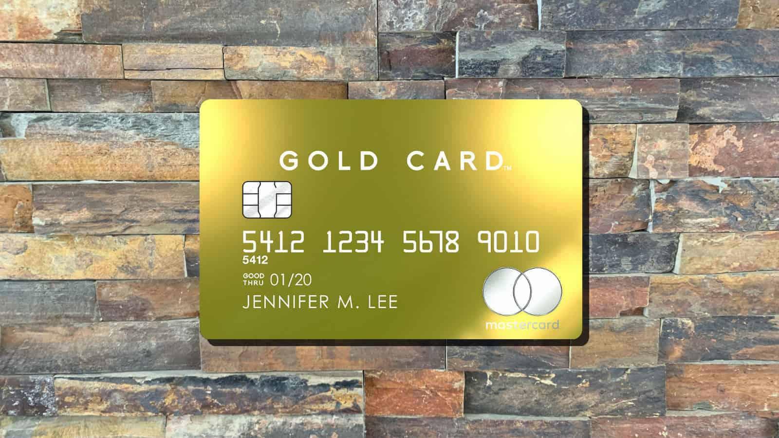 kreditkartenabrechnung mastercard gold