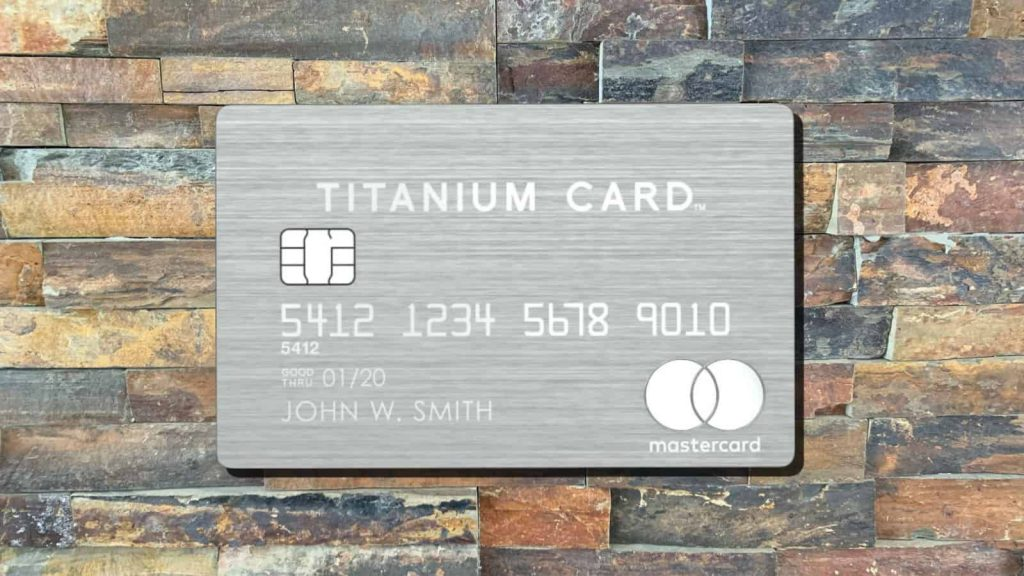 Mastercard Titanium Card Review