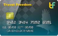Travel Freedom Card Art Size