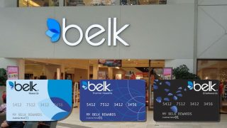 belk credit card review