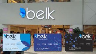 belk credit card review