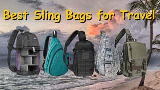 best sling bags for travel