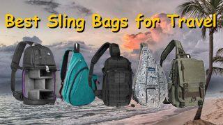 best sling bags for travel
