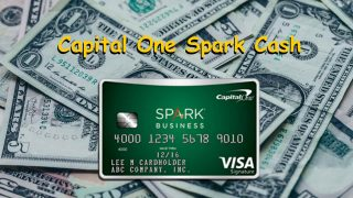 capital one spark cash review