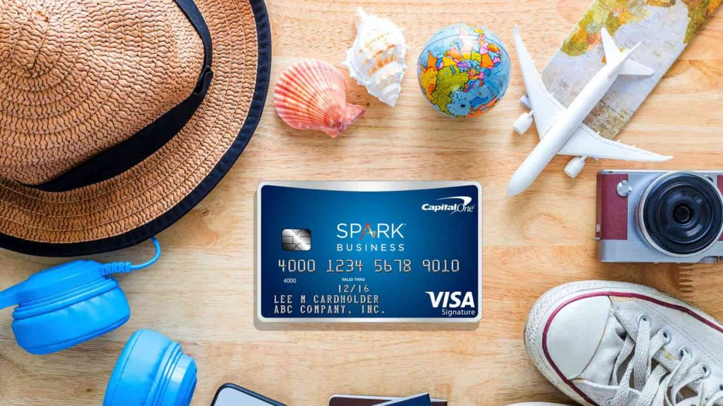 capital one spark miles review