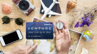 capital one venture review
