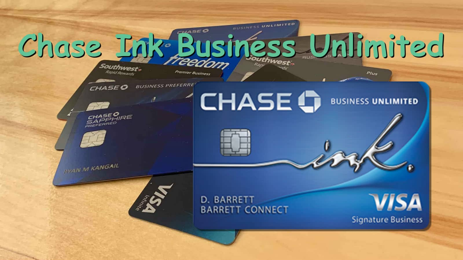 Chase Ink Business Unlimited Review: 13.13% On All Business