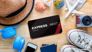 express credit card review