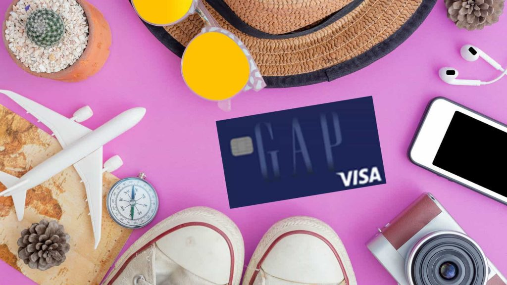gap credit card
