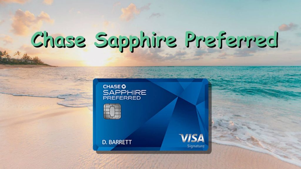 review chase sapphire preferred