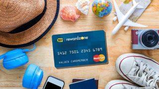 reward zone credit card review