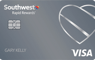 southwest rapid rewards plus card art