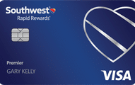 southwest rapid rewards premier card art