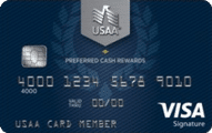 USAA Preferred Cash Rewards Review: Made for Military Families 1