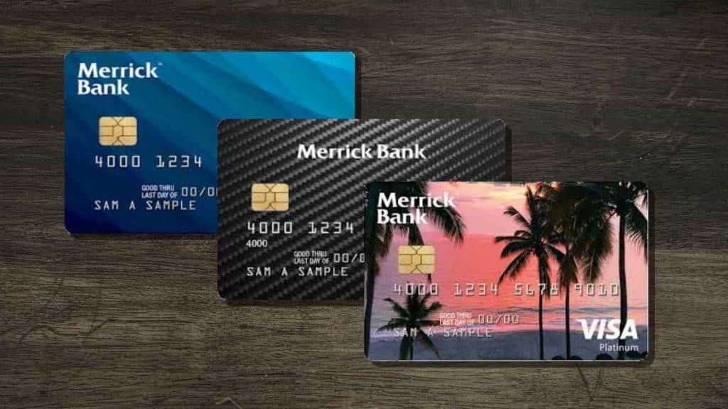 merrick bank card center
