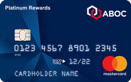 ABOC Platinum Rewards Credit Card Review: Rewards for Fair Credit 1