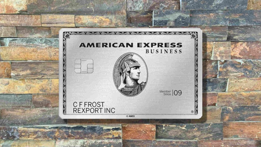 amex business platinum card review