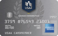 USAA Cashback Rewards Plus Credit Card Review 1