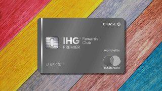 ihg rewards club premier credit card review