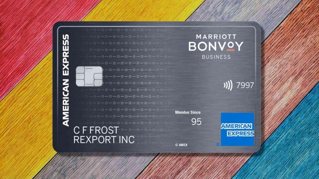 marriott bonvoy business review