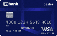 US Bank Cash Plus Review: Earn 5% Back on Valuable Categories 1