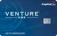 Capital One VentureOne Rewards Credit Card Review 1