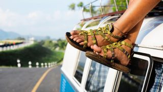 best walking sandals for travel